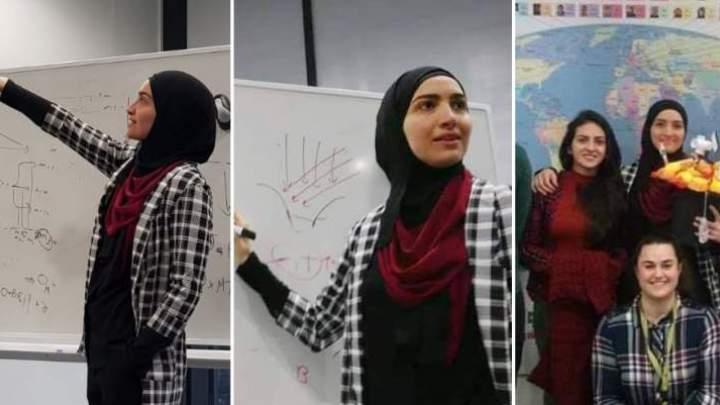 """ابنة النبطية فاطمة كحيل: الرحلة إلى """"الشمس"""" بدأت من علوم الفيزياء في """"اللبنانية"""""""